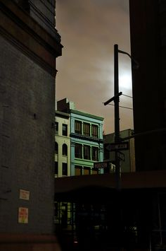 New York in Black, photo by Christophe Jacrot