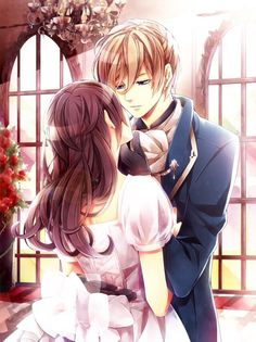 Midnight Cinderella - Louis.  (I played this, best otome game ever! Louis will always be my favorite)