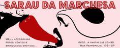 Sarau da Marquesa - Eventos | foodpass