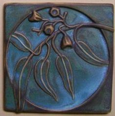 Stone Hollow Tile Arts and Crafts Tile Handmade Tile Ceramic Tile Design Minneapolis - St. Paul Minnesota Wendy Penta