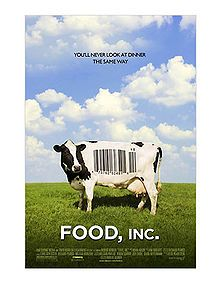 Food, Inc. - Everyone should watch this movie.  It will change the way you eat