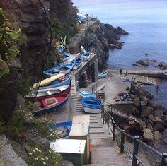 Life on the coast - Take me back to Italy #Mediterranean #Corniglia #CinqueTerre