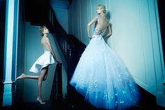 Shine a Light: Celia Kritarioti Haute Couture and Bridal Collection
