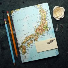 Reise-Geschenk REISETAGEBUCH JAPAN Tokio Yokohama Osaka