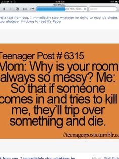 Hahahahahaha so true😉