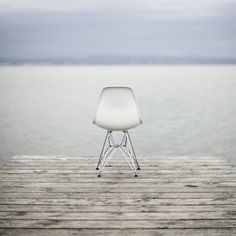 eames. I got this chair and the rocker version for my daughter. A classic.