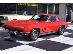 1965 Chevrolet Corvette 1965 Corvette, Corvette For Sale, Chevrolet Corvette Stingray, Little Red Corvette, Corvettes, American Muscle Cars, Impala, Mopar, Vintage Cars