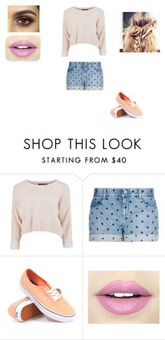 """""""Ropa Comfortable"""" by luana-fernandez11 on Polyvore featuring STELLA McCARTNEY, Vans and Fiebiger"""