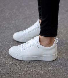 White Sneakers - Geox Amphibiox
