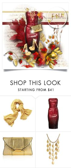 """""""The  Colorful Nature of Fall"""" by rockreborn ❤ liked on Polyvore featuring Closed, Trilogy, Donna Karan, Judith Leiber, John Hardy and Shoe Republic LA"""