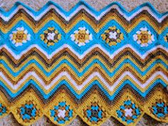 Nothing may be as satisfying as bundling a sleepy child in a handmade blanket. Crochet designer Kim Biddix gives you Baby Granny Stripes Blanket pattern that produces a colorful and cuddly way to express your love for a little one. And because it's crocheted in Simply Soft®, you know this baby blanket will be handed down to the next generation of sleepy babies.