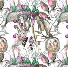 Botanica print by Cristina Bartl