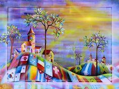 Alejandro Costas (Pintor argentino), , #Mendoza, #Argentina