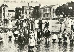 Rostock-Warnemünde, um 1900