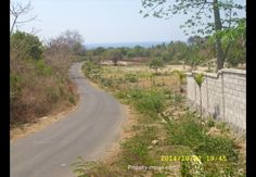 3,4 at north of Lombok ocean view only IDR.15.500.000/are/100m2.