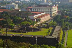 The Walls of Intramuros