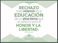 #Educación #Frases #Quotes #AccesQuotes