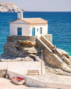 & @vsiras present this amazing shot by @stef_greece  Location: Andros |Cyclades | Greece  www.dailytraveller.gr  Follow @the_daily_traveller & tag #the_daily_traveller  Check my accounts @vsiras & @bestgreekhotels