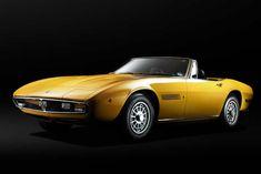 Maserati Ghibli Spyder SS