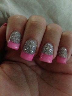My Barbie nails!