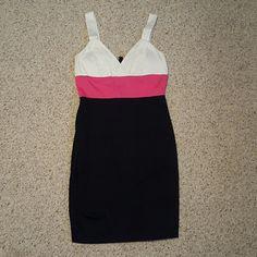 B. Smart black and pink dress B. Smart B. Smart Dresses