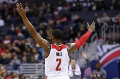 Take a look at  John Wall 's  Twitter feed , and you'll see the same thing over and over again: The  Washington Wizards  point guard has spent the better part of January constantly ...