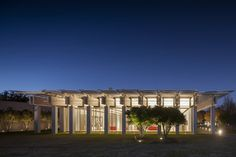 RPBW Kimbell Art Museum Expansion Fort Worth, U.S.A © Nic Lehoux