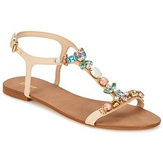 These flat sandals by Dune are gorgeous! #shoes #sandals #dune #flatshoes #uk #ss15