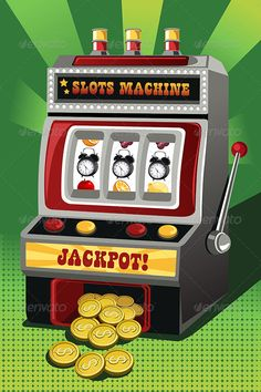 """Time is Money  #GraphicRiver         A vector illustration of a slot machine showing three clocks as the jackpot, can be used for """"Time is Money"""" concept. Vector illustration, zip archive contain eps 10 and high resolution jpeg.                     Created: 30 November 13                    Graphics Files Included:   Vector EPS                   Layered:   No                   Minimum Adobe CS Version:   CS             Tags      Time Is Money #business #clocks #coins #concept #conceptual…"""