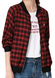 Macondoo Mens Slimming Casual Button Front Buffalo Checkered Long Sleeve Shirts