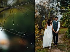 Mikaela (in Rebecca Schoneveld)  + Billy {image by Wild Native Photography}