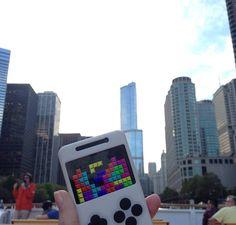 lands in Chicago! The birthplace of Walt Disney! Thessaloniki, Love Life, Walt Disney, Travelling, Smartphone, Chicago, Gaming, Polaroid Film, Hardware