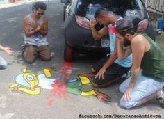 Mataram o fuleco! #nãovaitercopa