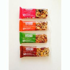our Twitter buddies love our fabulous organic, all-natural snack bars!