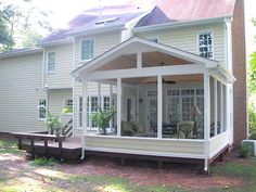 nice  10+ Anti-mainstream Screened Porch Patio Ideas , If you wish to avoid the bugs, debris, insects and other undesirable things coming to your porch, the screened porch might be your best choice. Why ar..., http://www.designbabylon-interiors.com/10-screened-porch-patio-ideas-you-never-see/