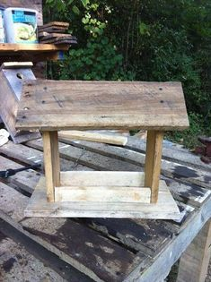 DIY Wooden Pallet Unique Bird Feeders | Ideas with Pallets