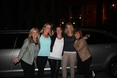 Dianne and her friends enjoyed their night out at The Bankin Warragul in our our Silver Stretch Limousine.