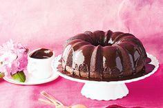 Chocolate & Sour Cream Bundt Cake
