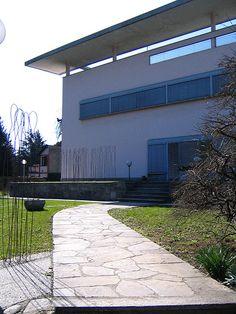Villa Bianca, Seveso - Terragni