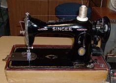 Vintage Sewing Machines Model 15-91