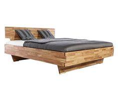 cadre lit bois. Black Bedroom Furniture Sets. Home Design Ideas