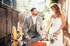 San Diego Ranch Wedding by New Love Photography.