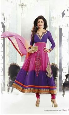 Shoppystar Offering Extra Rs.300 Off On Sushmita Sen Suits Collection