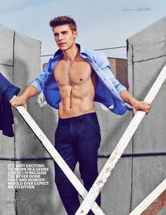 Exclusive Interview With Nolan Gerard Funk on The Canyons, Riddick and MTV's Awkward!