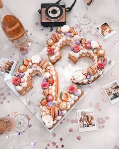 """21 Birthday Cakes That Will Make You Say """"Now THAT'S A Birthday Cake!"""" Cakes that are almost as special as your special day. 22nd Birthday Cakes, Number Birthday Cakes, Birthday Cake For Him, Birthday Cakes For Women, Birthday Brunch, Number Cakes, Birthday Ideas, 17 Birthday, 25th Birthday Parties"""