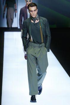 Emporio Armani | Menswear - Spring 2017