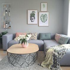 veggbilder til stue