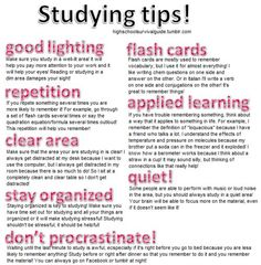 Studying Tips For High school Students    #students #studying #highschool