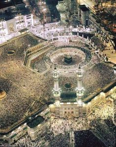 A breathtaking view of #Mecca