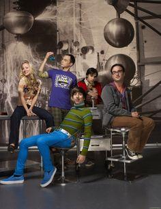 Big Bang theory,la serie q depierta el Geek que tienes adentro